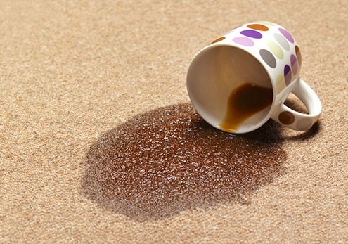 How to Clean Coffee Stains from Carpet